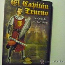 Juguetes antiguos y Juegos de colección: EL CAPITAN TRUENO.-LA ESPADA DEL TOLEDANO. Lote 37465367