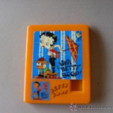 Juguetes antiguos y Juegos de colección: PUZZLE BETTY BOOP. Lote 37505669