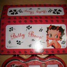 Juguetes antiguos y Juegos de colección: BETTY BOOP - RELOJ CALENDARIO - STAR LINE - NUEVO. Lote 38135172