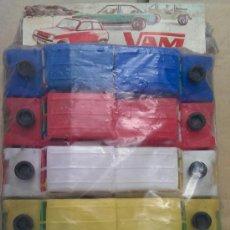 Juguetes antiguos y Juegos de colección: COCHES LAND ROVER PLASTICO AÑOS 70 BLISTER. Lote 38613821