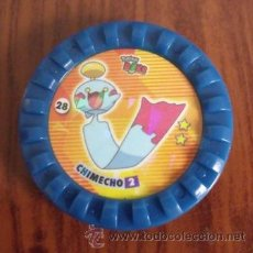 Juguetes antiguos y Juegos de colección: TAZO Nº 28 POKÉMON ROKS TAZOS - MATUTANO. Lote 40006763