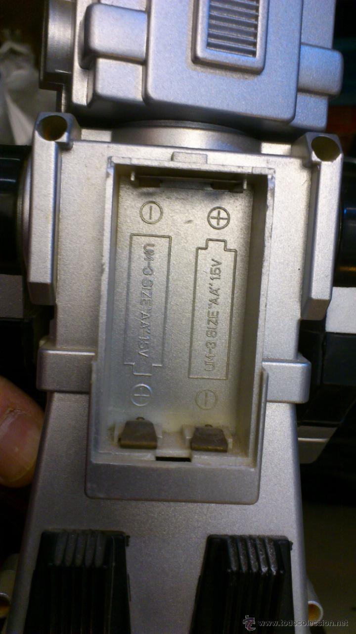 Juguetes antiguos y Juegos de colección: Antiguo robot Botoy del año 1986 funcionando! Tai way toys - Foto 5 - 40027154