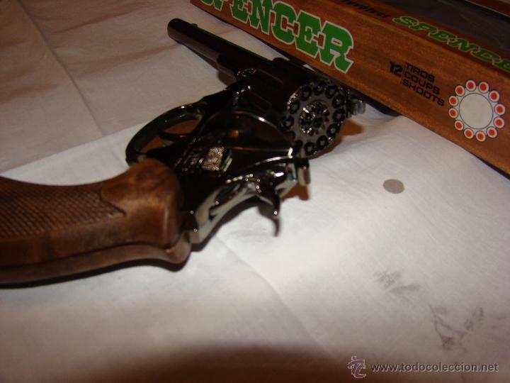 Juguetes antiguos y Juegos de colección: AVC Pistola /Revólver de Juguete. Nuevo en Caja- Giusseppe - Foto 3 - 135592954