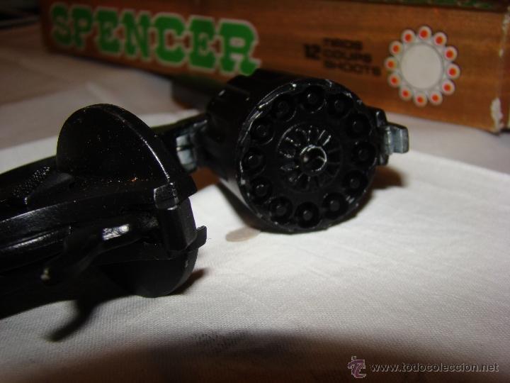 Juguetes antiguos y Juegos de colección: AVC Pistola /Revólver de Juguete. Nuevo en Caja- Giusseppe - Foto 4 - 135592954