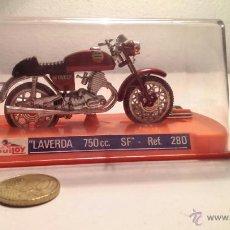 Juguetes antiguos y Juegos de colección: MOTO LAVERDA 750 CC. Lote 40589918