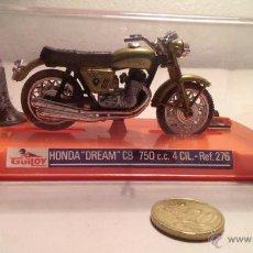 Juguetes antiguos y Juegos de colección: HONDA DREAM CB 750 CC. Lote 40589979