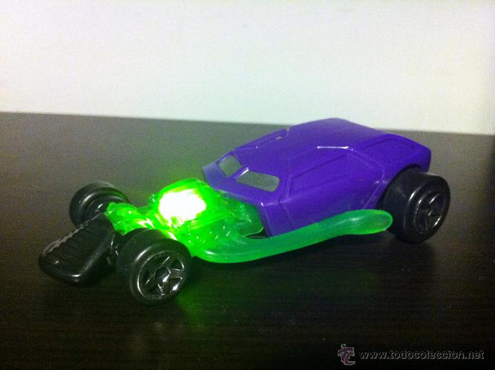 Coche Hotwheels Con Luz Obsequio Mcdonalds Buy Other Old Toys