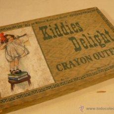 Juguetes antiguos y Juegos de colección: JUEGO DE PINTURAS. Lote 41403861