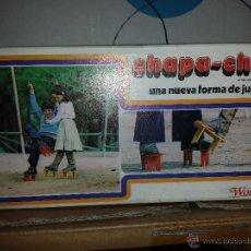 Juguetes antiguos y Juegos de colección: CHAPA CHAP. Lote 41621561
