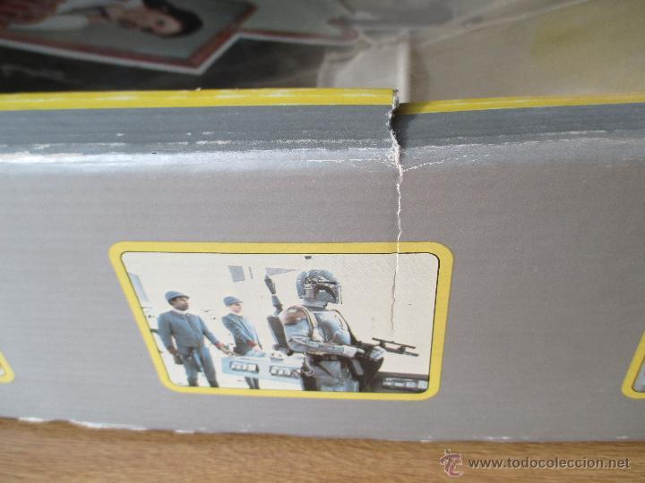 Juguetes antiguos y Juegos de colección: DISFRAZ JOSMAN EL IMPERIO CONTRAATACA STAR WARS LA GUERRA DE LAS GALAXIAS PRINCESA LEIA ORGANA - Foto 9 - 41709556