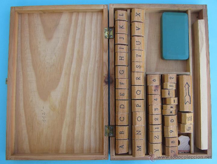 Juguetes antiguos y Juegos de colección: ROTULADORA COMERCIAL FLEX. IMPRENTA, IMPRENTILLA. SIN USAR. - Foto 3 - 42785983