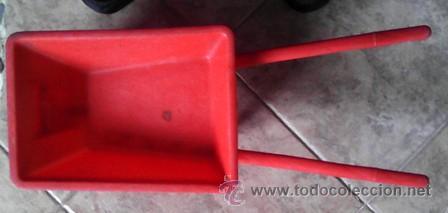 Juguetes antiguos y Juegos de colección: Carretilla de juguete, industrias Gali - Foto 2 - 42827659