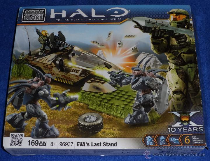 Bloks Vendido Stand Construcci Eva En Last Mega Venta Halo dChsxtrQ