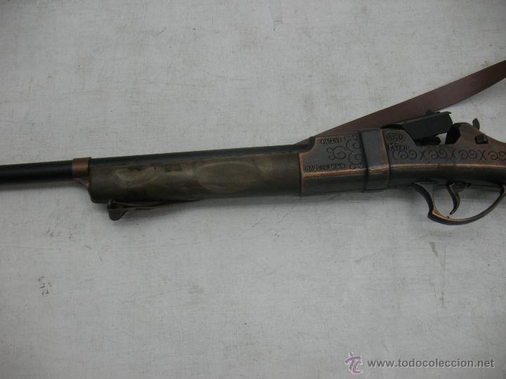 Juguetes antiguos y Juegos de colección: Juguetes EMB Marti - Antigua Pistola rifle fúsil de juguete - Foto 4 - 43111577