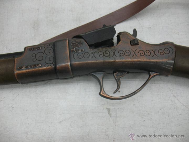 Juguetes antiguos y Juegos de colección: Juguetes EMB Marti - Antigua Pistola rifle fúsil de juguete - Foto 5 - 43111577