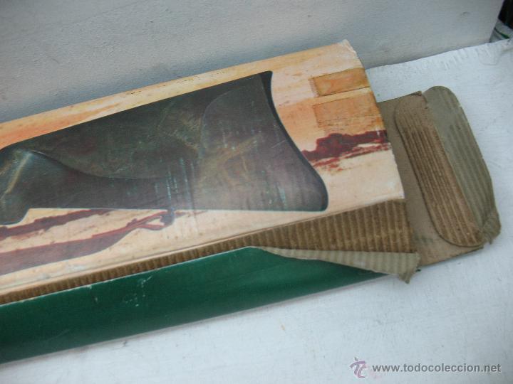 Juguetes antiguos y Juegos de colección: Juguetes EMB Marti - Antigua Pistola rifle fúsil de juguete - Foto 8 - 43111577