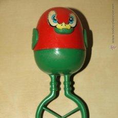 Juguetes antiguos y Juegos de colección: SONAJERO INFANTIL, 14 X 5 CM APROX. VER FOTOS.. Lote 43197429
