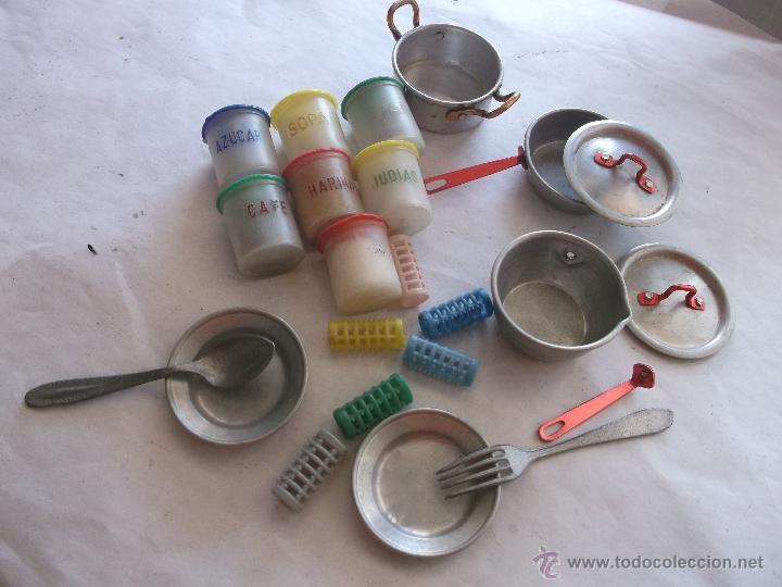 lote de juegos de cocina para nias aos