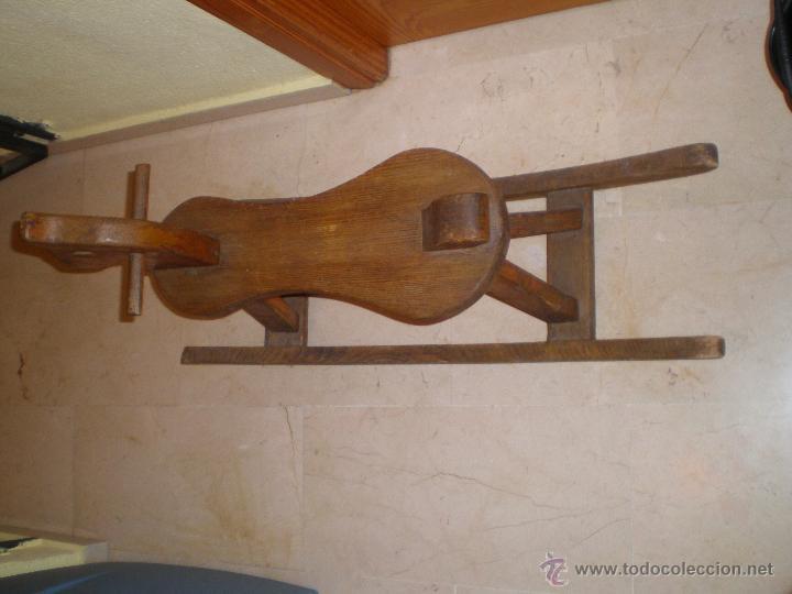 Juguetes antiguos y Juegos de colección: CABALLO BALANCIN - Foto 2 - 43421931