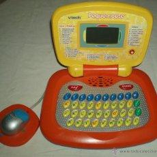 Juguetes antiguos y Juegos de colección - ordenador infantil Vtech (pequemouse) en funcionamiento - 44125810