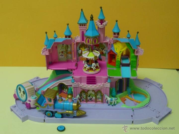 castillo disney polly pocket - Comprar en todocoleccion ...