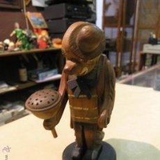Juguetes antiguos y Juegos de colección: PAYASO MADERA AÑOS 50. Lote 44419145