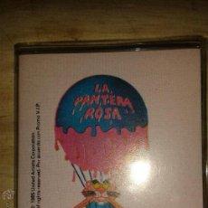 Juguetes antiguos y Juegos de colección: PEQUEÑA AGENDA/BLOC DE NOTASDE PVC *LA PANTERA ROSA*AÑO 1985.NUEVA. Lote 44702595