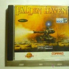 Juguetes antiguos y Juegos de colección: JUEGO PC.- FALLEN HAVEN. Lote 44771065