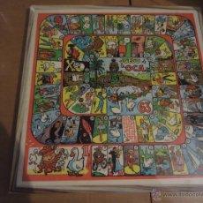 Juguetes antiguos y Juegos de colección: JUEGO DE LA OCA . Lote 45059787