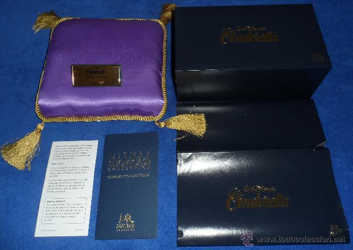 Juguetes antiguos y Juegos de colección: Master Replicas Cinderella Glass Slipper Limited Edition 2004 - Disney Showcase ¡Impecable! - Foto 6 - 45112259