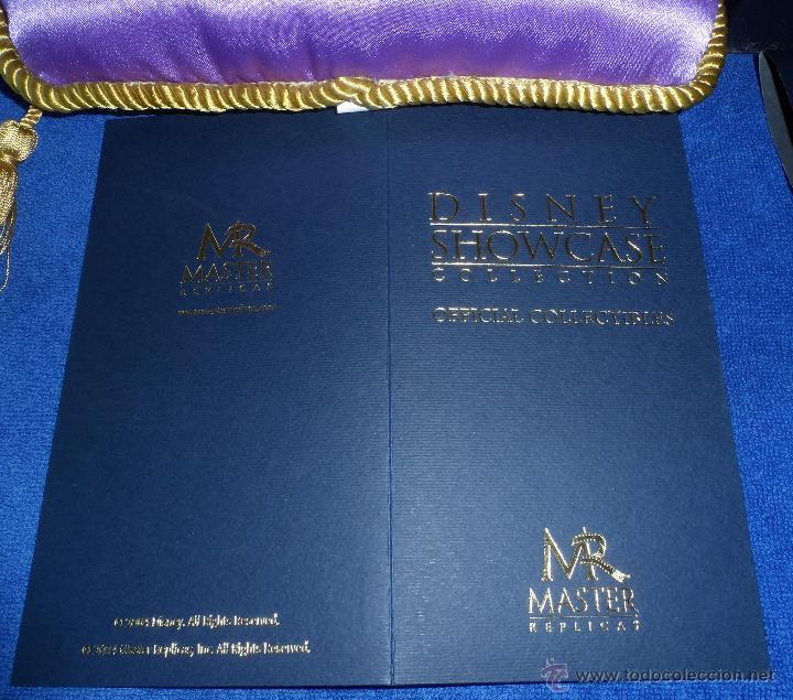 Juguetes antiguos y Juegos de colección: Master Replicas Cinderella Glass Slipper Limited Edition 2004 - Disney Showcase ¡Impecable! - Foto 11 - 45112259