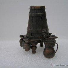 Juguetes antiguos y Juegos de colección: SACAPUNTAS (AFILALAPICES) MARCA: EMB - JUGUETES MARTI. MODELO: 1030 CONO (CUBA). SIMILAR PLAYME. Lote 46701788