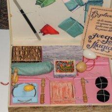 Juguetes antiguos y Juegos de colección: ANTIGUO JUEGO DE MAGIA BORRAS Nº 2. Lote 45404980