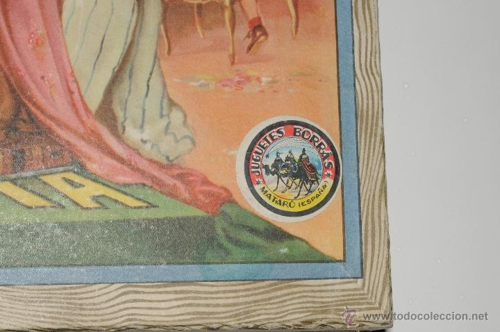 Juguetes antiguos y Juegos de colección: ANTIGUO JUEGO DE MAGIA BORRAS Nº 2 - Foto 5 - 45404980