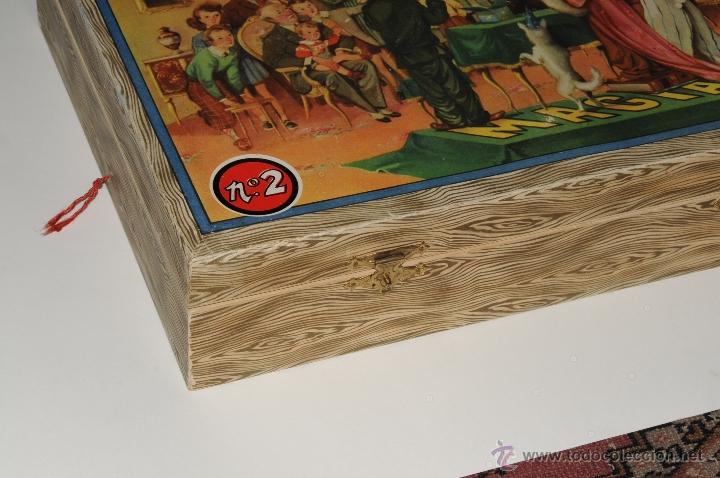 Juguetes antiguos y Juegos de colección: ANTIGUO JUEGO DE MAGIA BORRAS Nº 2 - Foto 6 - 45404980