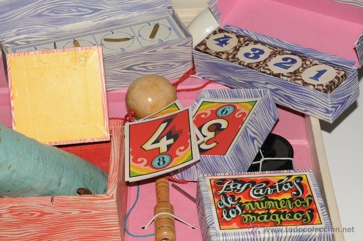 Juguetes antiguos y Juegos de colección: ANTIGUO JUEGO DE MAGIA BORRAS Nº 2 - Foto 12 - 45404980