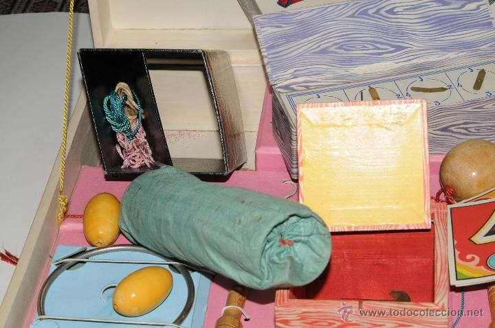 Juguetes antiguos y Juegos de colección: ANTIGUO JUEGO DE MAGIA BORRAS Nº 2 - Foto 13 - 45404980