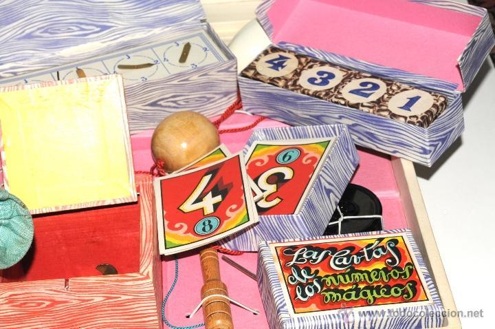 Juguetes antiguos y Juegos de colección: ANTIGUO JUEGO DE MAGIA BORRAS Nº 2 - Foto 14 - 45404980