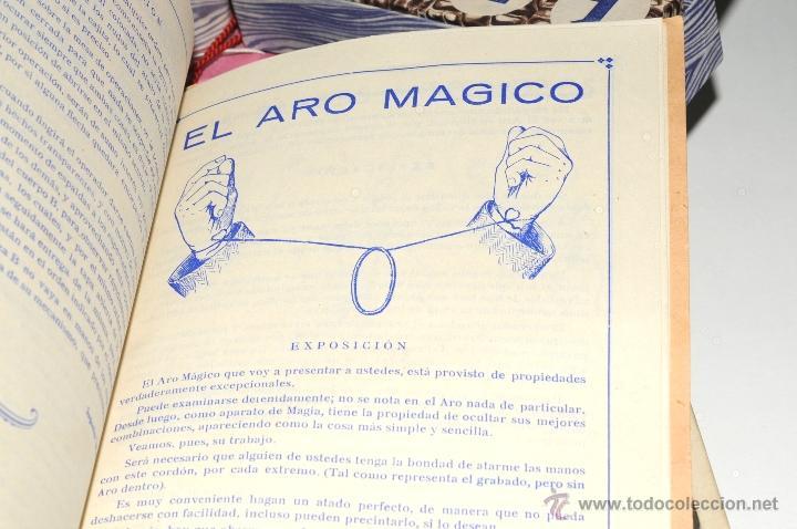 Juguetes antiguos y Juegos de colección: ANTIGUO JUEGO DE MAGIA BORRAS Nº 2 - Foto 18 - 45404980