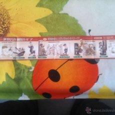 Juguetes antiguos y Juegos de colección: NIPPON ANIMATION MARCO FLANDES NO INU PATRAS ANA DE LAS TEJAS VERDES PETER PAN HEIDI RASCAL . Lote 45532263