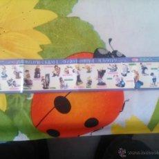 Juguetes antiguos y Juegos de colección: NIPPON ANIMATION MARCO FLANDES NO INU PATRAS ANA DE LAS TEJAS VERDES PETER PAN HEIDI RASCAL . Lote 45532267