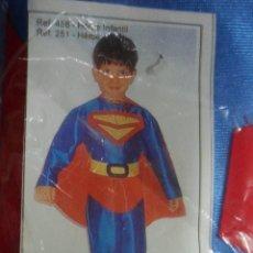 Juguetes antiguos y Juegos de colección: DISFRAZ NIÑO SUPERHEROE SUPERMAN. Lote 45593340