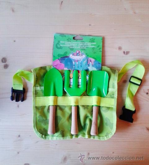 lote 2 sets cinturón jardineria para niños - Comprar en ...