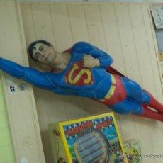 Juguetes antiguos y Juegos de colección: SUPERMAN CARTON PIEDRA. Lote 45947763