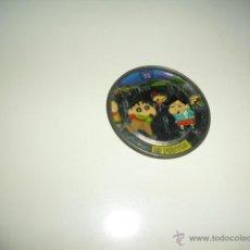 Juguetes antiguos y Juegos de colección: TAZO TAZOS METALICO SHINCHAN BOLLYCAO METAL HAPPERS Nº 53. Lote 46010333