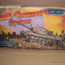 Juguetes antiguos y Juegos de colección - TANQUE. RADIO CONTROL. LEOPARD - 46232910
