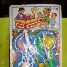 Juguetes antiguos y Juegos de colección: JUGUETE KIOSCO- KIOSCOS - AÑOS 70. Lote 46361849