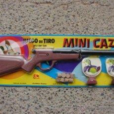Juguetes antiguos y Juegos de colección: JUEGO DE TIRO MINI CAZA. Lote 141340896