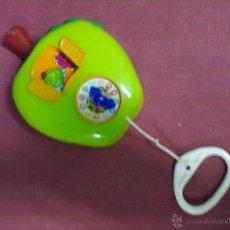 Juguetes antiguos y Juegos de colección: MOVIL JUGUETE CAJA MUSICA. Lote 46527455