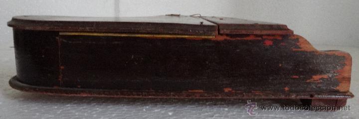 Juguetes antiguos y Juegos de colección: PIANA DE JUGUETE EN MADERA - XXX 153 - Foto 9 - 42979349